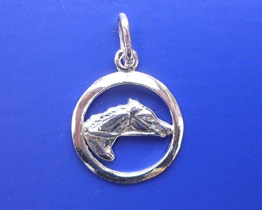 Veneo Přívěsek kůň Z088, Materiál: Stříbro, ryzost 925/000 - Z088