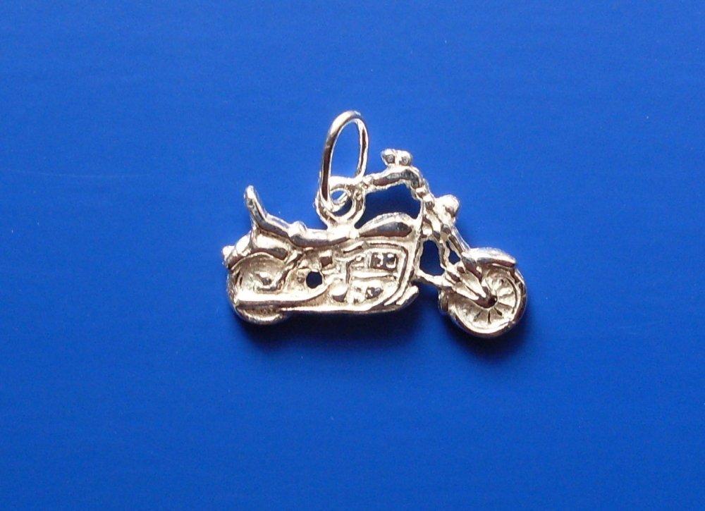 Veneo Přívěsek motorka Z225, Materiál: Stříbro, ryzost 925/000 - Z225