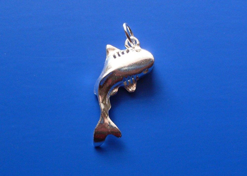 Veneo Přívěsek žralok Z229, Materiál: Stříbro, ryzost 925/000 - Z229