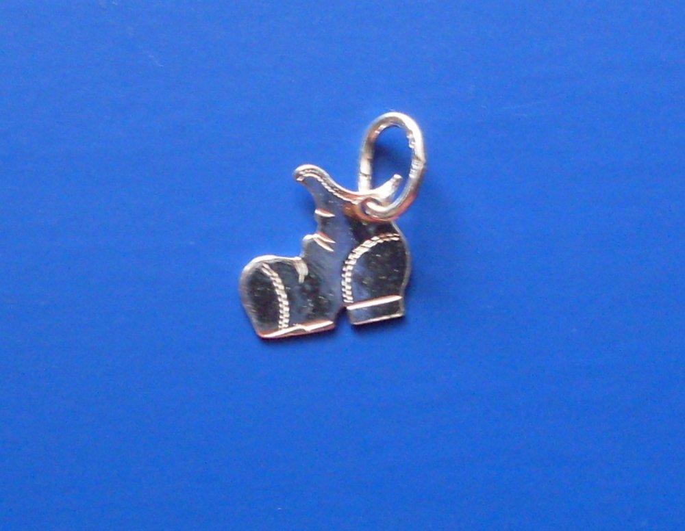 Veneo Přívěsek bota Z134, Materiál: Stříbro, ryzost 925/000 - Z134